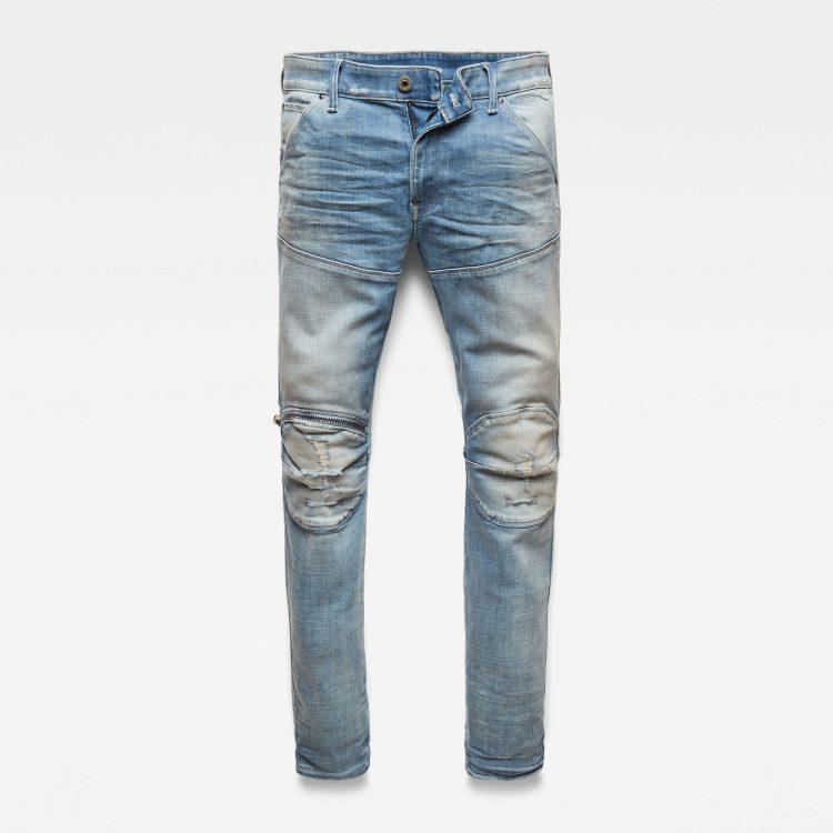 Ανδρικό παντελόνι G-Star 5620 3D Zip Knee Skinny Jeans | Αυθεντικό 3