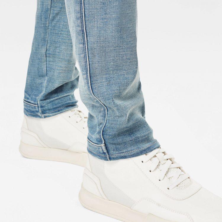 Ανδρικό παντελόνι G-Star 5620 3D Zip Knee Skinny Jeans | Αυθεντικό 4