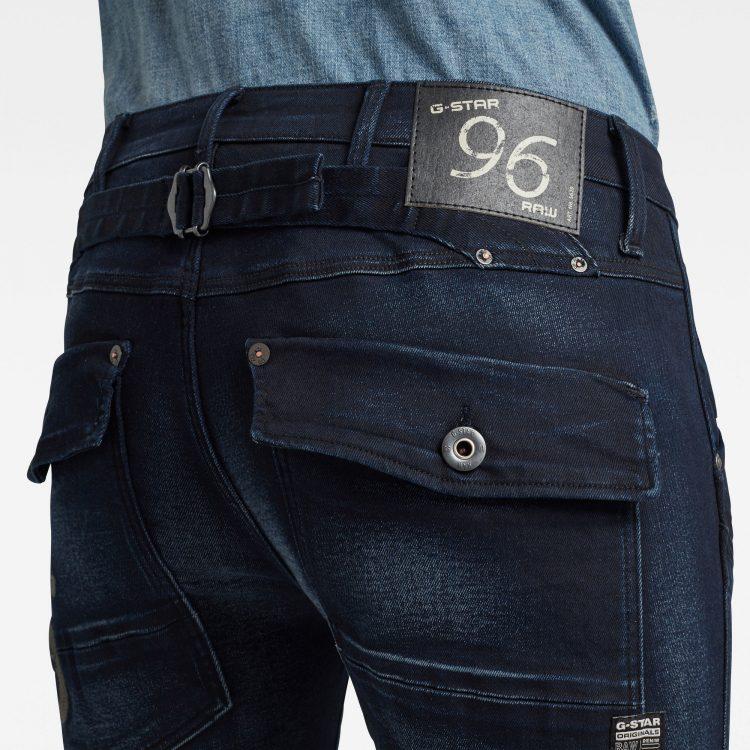 Γυναικείο παντελόνι G-Star 5620 Heritage Embro Tapered Jean   Αυθεντικό 2