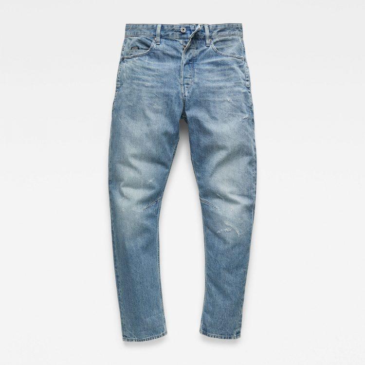 Ανδρικό παντελόνι G-Star A-Staq Tapered Jeans | Αυθεντικό 3