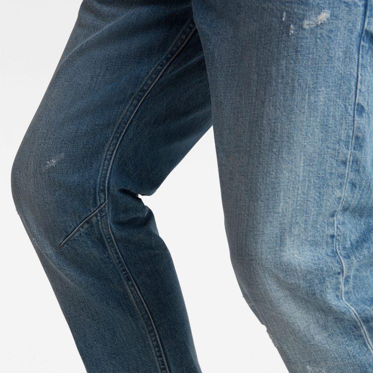 Ανδρικό παντελόνι G-Star A-Staq Tapered Jeans | Αυθεντικό 4