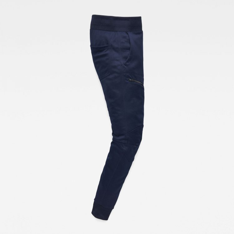 Ανδρικό παντελόνι G-Star Air Defence Zip 3D Slim Sweatpants   Αυθεντικό 4