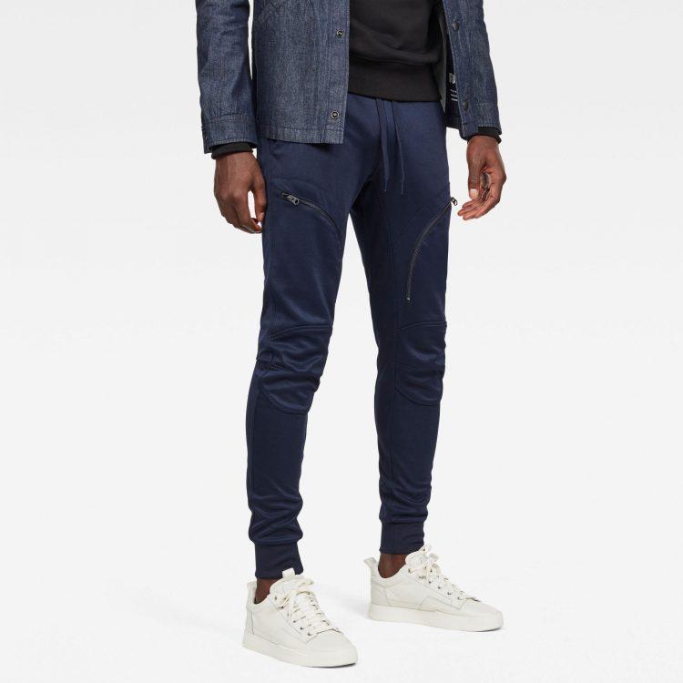 Ανδρικό παντελόνι G-Star Air Defence Zip 3D Slim Sweatpants Αυθεντικό