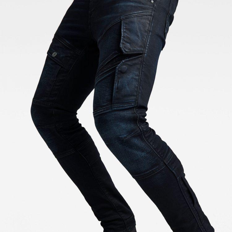 Ανδρικό παντελόνι G-Star Airblaze 3D Skinny Jeans | Αυθεντικό 4