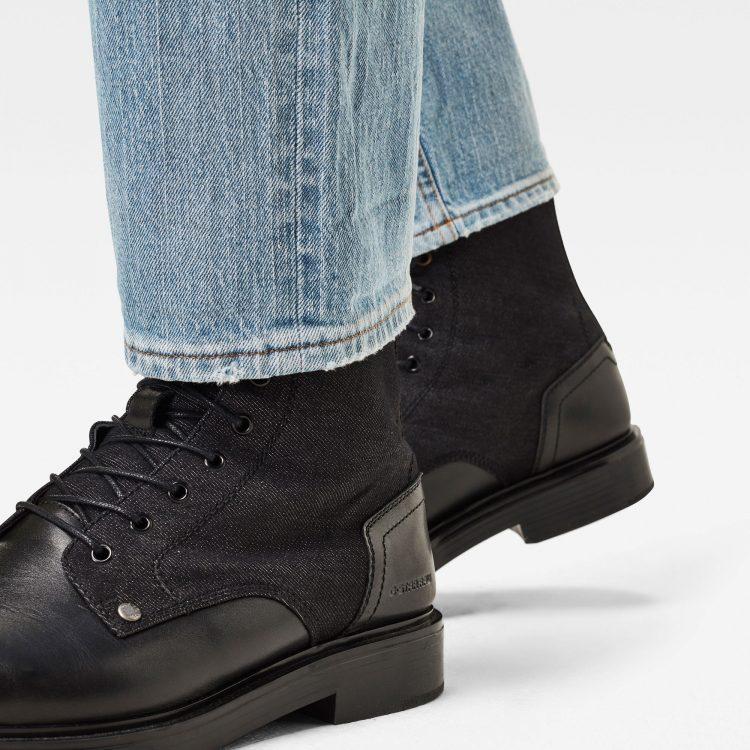 Ανδρικό παντελόνι G-Star Alum Relaxed Tapered Jeans | Αυθεντικό 3