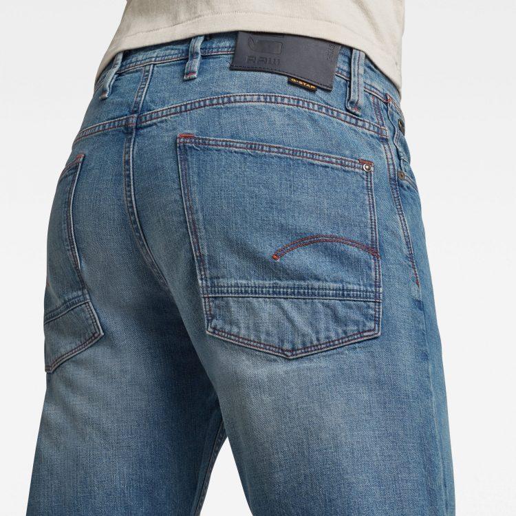 Ανδρικό παντελόνι G-Star Alum Relaxed Tapered Jeans | Αυθεντικό 2