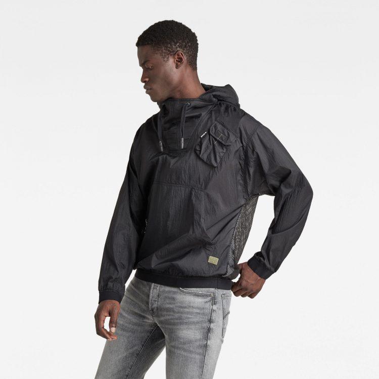 Ανδρικό G-Star Anorak Ripstop Shell Jacket | Αυθεντικό 1