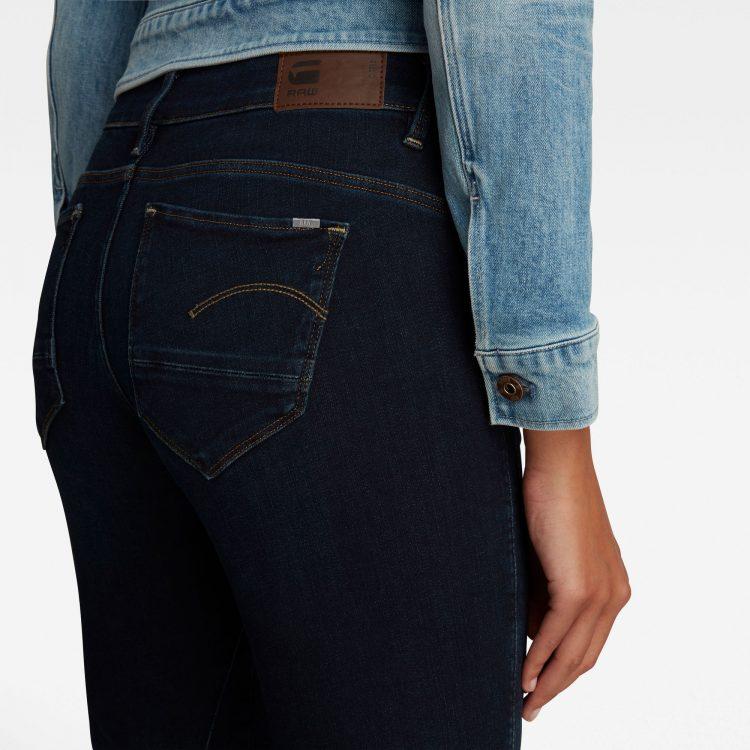 Γυναικείο παντελόνι G-Star Arc 3D Mid Waist Skinny Jeans   Αυθεντικό 2