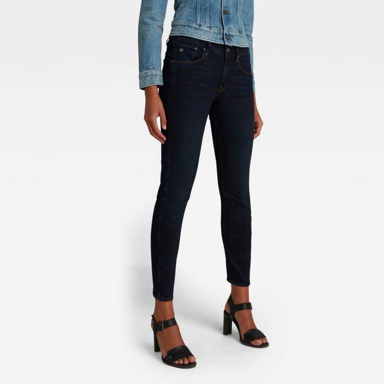 Ανδρικό παντελόνι G-Star Arc 3D Mid Waist Skinny Jeans Αυθεντικό