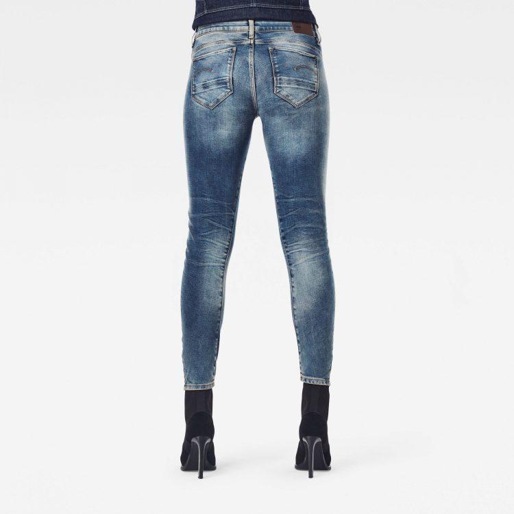 Γυναικείο παντελόνι G-Star Arc 3D Mid Waist Skinny Jeans   Αυθεντικό 1