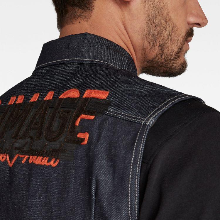 Ανδρικό G-Star Arc Artwork Jacket | Αυθεντικό 4
