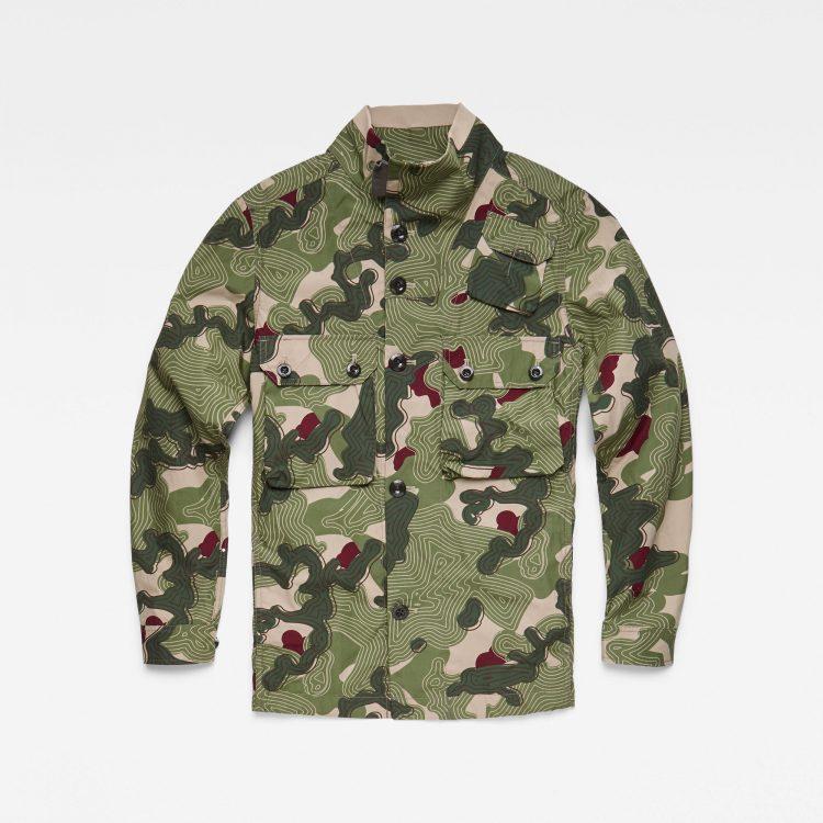 Ανδρικό G-Star Army Artwork Indoor Jacket | Αυθεντικό 3