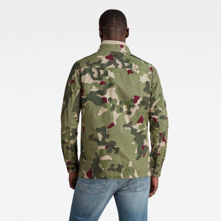 Ανδρικό G-Star Army Artwork Indoor Jacket | Αυθεντικό 2