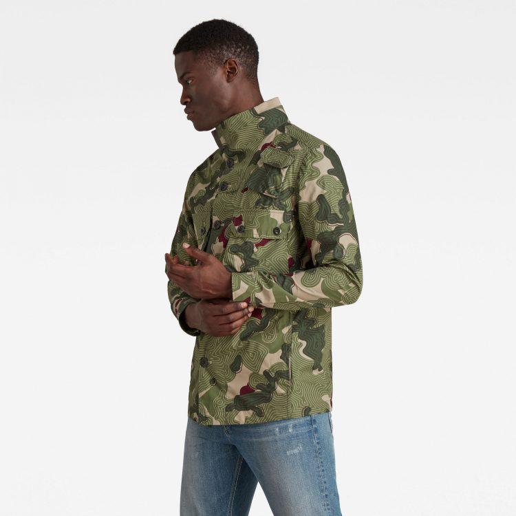 Ανδρικό G-Star Army Artwork Indoor Jacket | Αυθεντικό 1