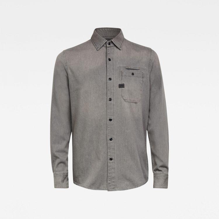 Ανδρικό Πουκάμισο G-Star Bristum Slim Shirt | Αυθεντικό 3
