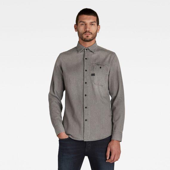 Ανδρικό παντελόνι G-Star Bristum Slim Shirt Αυθεντικό