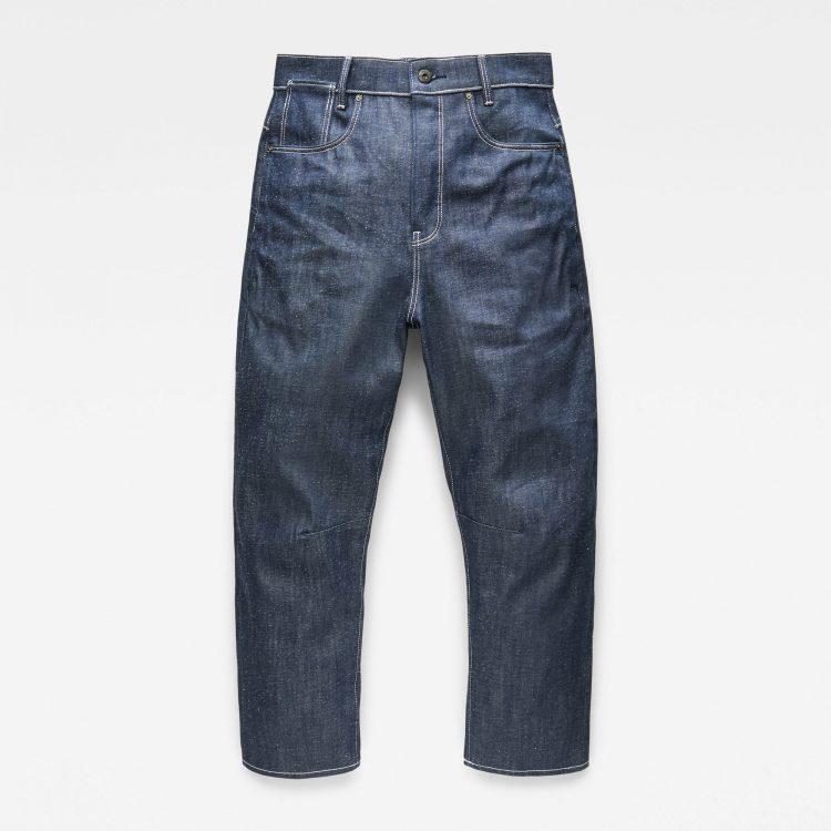 Γυναικείο παντελόνι G-Star C-Staq 3d Boyfriend Crop Jeans C | Αυθεντικό 3
