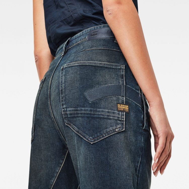 Γυναικείο παντελόνι G-Star C-Staq 3D Boyfriend Crop Jeans | Αυθεντικό 2