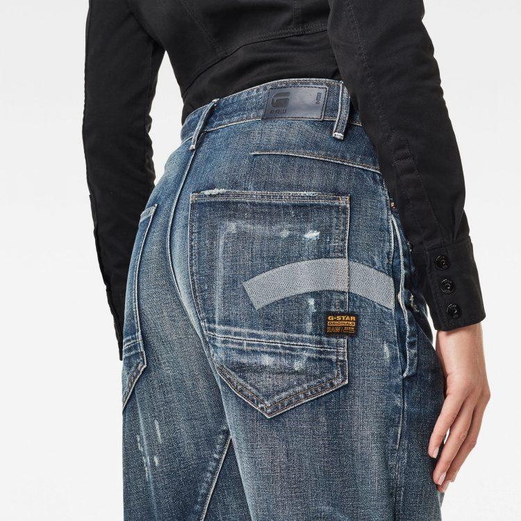 Γυναικείο παντελόνι G-Star C-Staq 3D Boyfriend Crop Jeans   Αυθεντικό 2