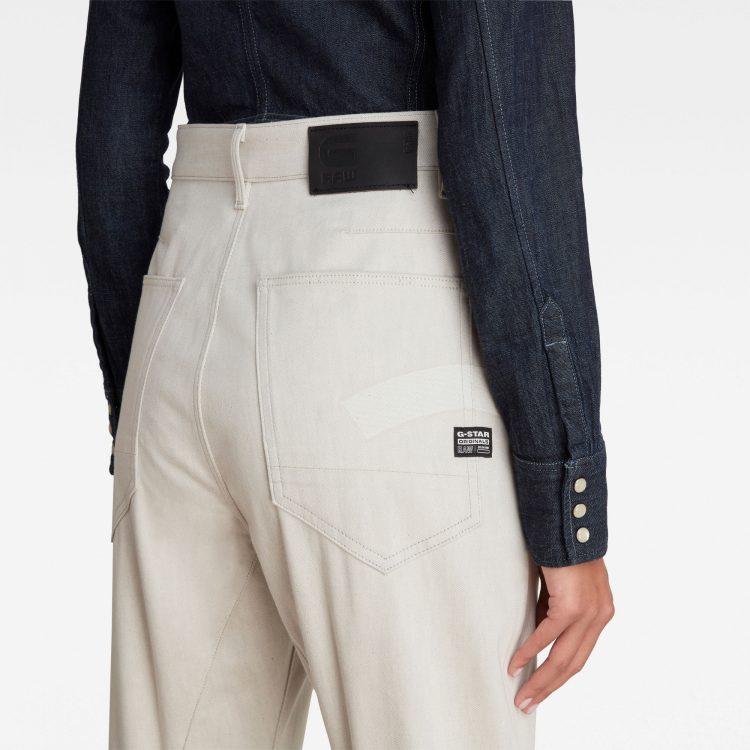 Γυναικείο παντελόνι G-Star C-Staq 3D Boyfriend Cropped Jeans   Αυθεντικό 2