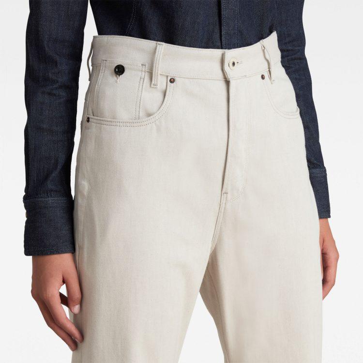 Γυναικείο παντελόνι G-Star C-Staq 3D Boyfriend Cropped Jeans   Αυθεντικό 4