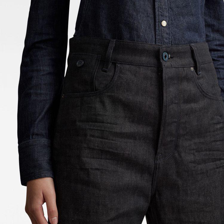 Γυναικείο παντελόνι G-Star C-Staq 3D Boyfriend Cropped Jeans | Αυθεντικό 5
