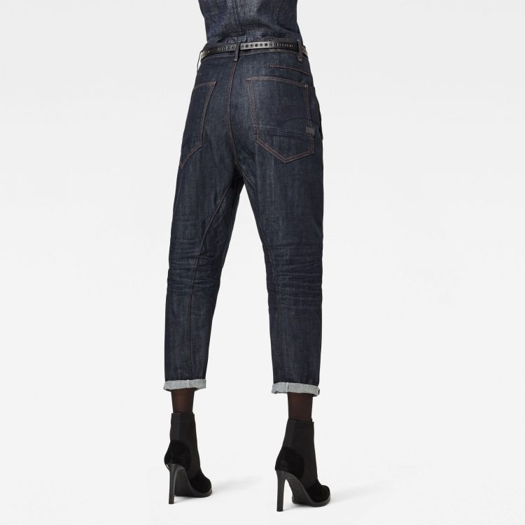 Γυναικείο παντελόνι G-Star C-Staq 3D Boyfriend Cropped Jeans C   Αυθεντικό 1