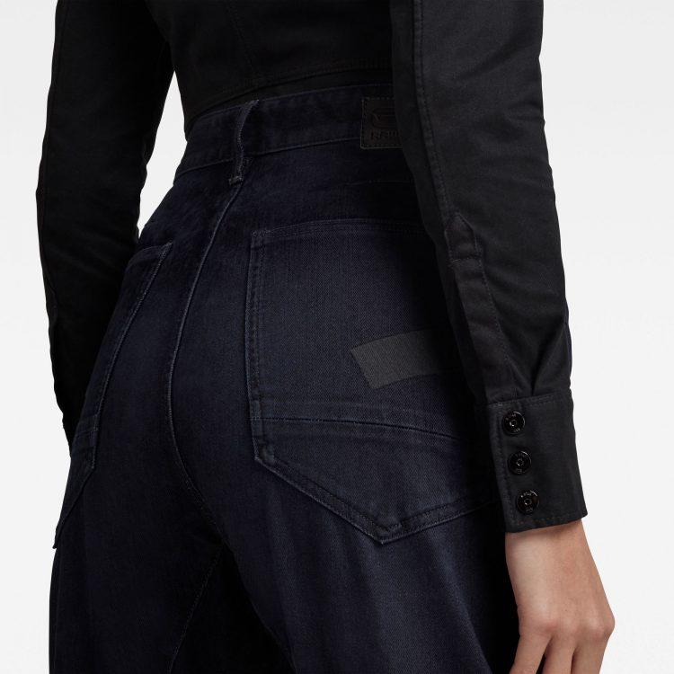 Γυναικείο παντελόνι G-Star C-Staq 3D Boyfriend Cropped Jeans | Αυθεντικό 2