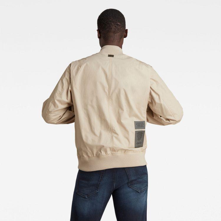 Ανδρικό G-Star Chest Pockets Poplin Bomber Jacket | Αυθεντικό 2