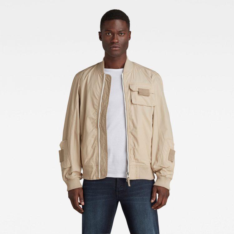 Ανδρικό παντελόνι G-Star Chest Pockets Poplin Bomber Jacket Αυθεντικό