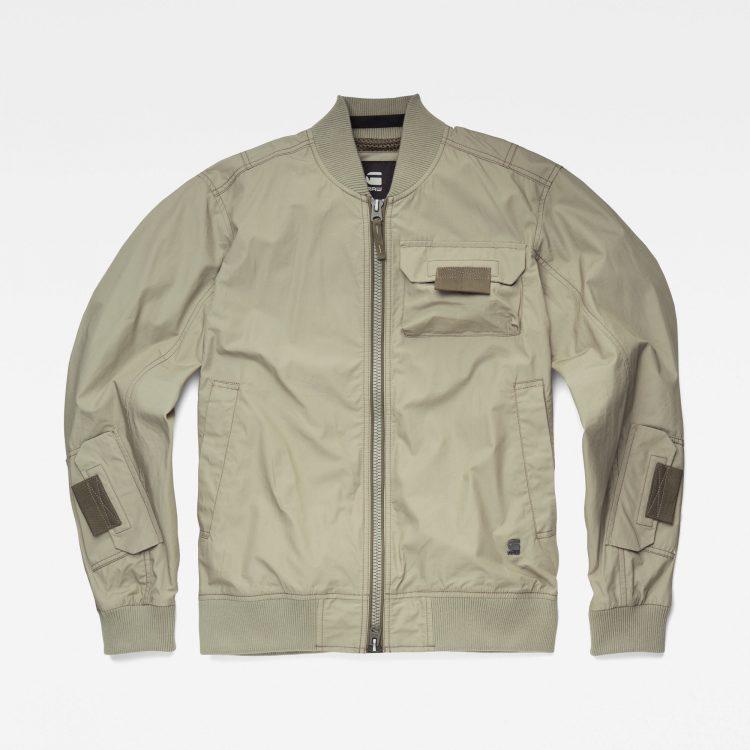 Ανδρικό G-Star Chest Pockets Poplin Bomber Jacket | Αυθεντικό 3