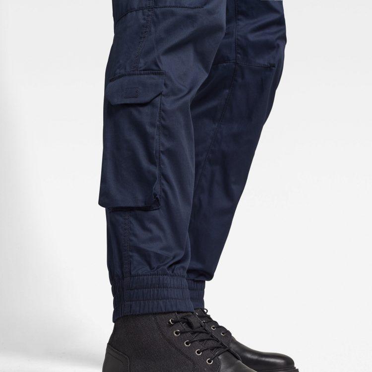 Ανδρικό παντελόνι G-Star Chino Relaxed Cuffed Trainer | Αυθεντικό 4