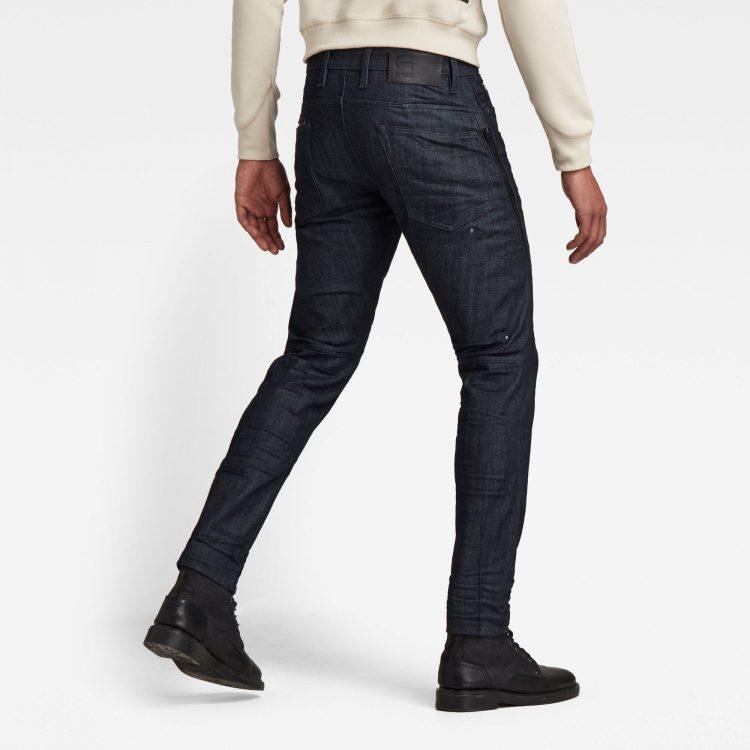 Ανδρικό παντελόνι G-Star Citishield 3D Slim Tapered Jeans | Αυθεντικό 1