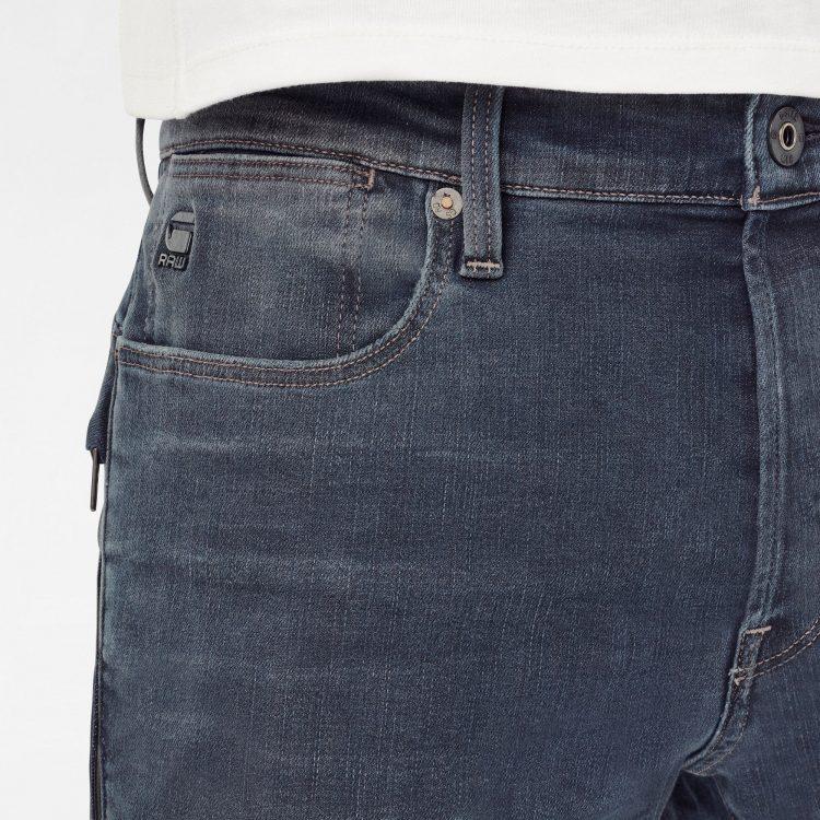 Ανδρικό παντελόνι G-Star Citishield 3D Slim Tapered Jeans | Αυθεντικό 5