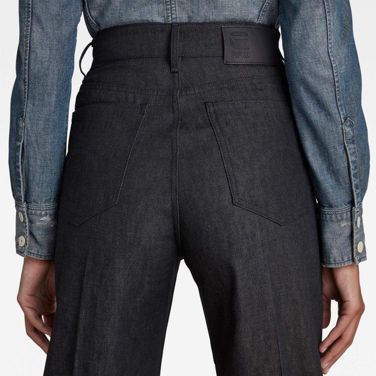 Γυναικείο παντελόνι G-Star Deck Ultra High Wide Leg Jeans   Αυθεντικό 2