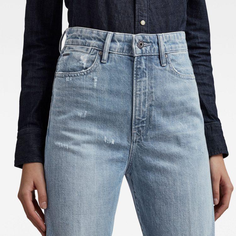 Γυναικείο παντελόνι G-Star Deck Ultra High Wide Leg Jeans | Αυθεντικό 4