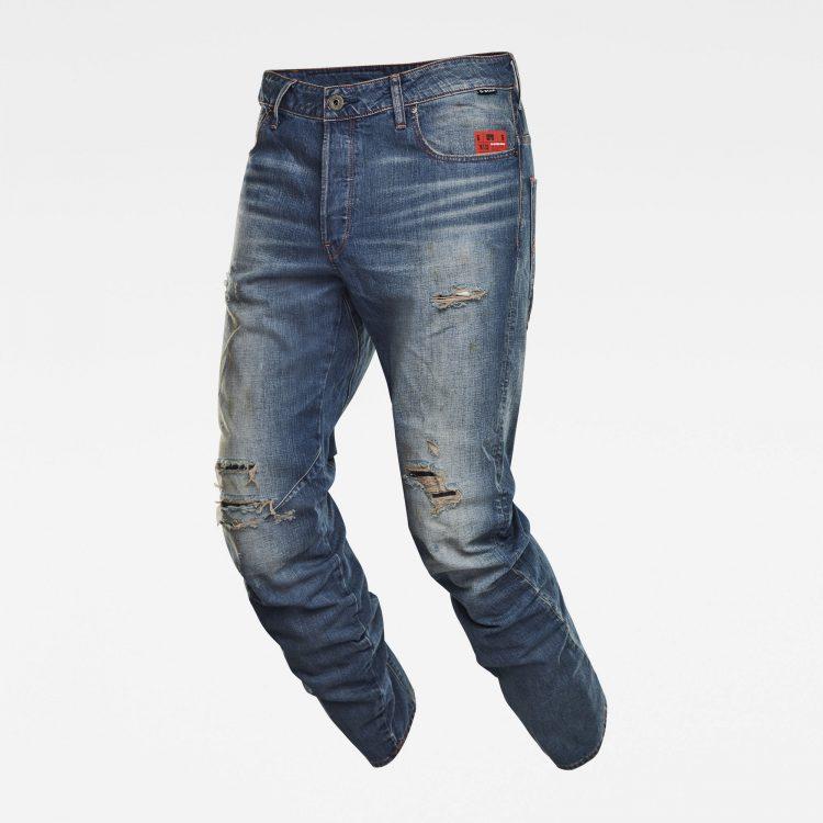 Ανδρικό παντελόνι G-Star E Arc 3D Relaxed Tapered Jeans   Αυθεντικό 2