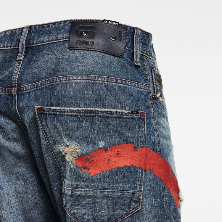 Ανδρικό παντελόνι G-Star E Arc 3D Relaxed Tapered Jeans   Αυθεντικό 4