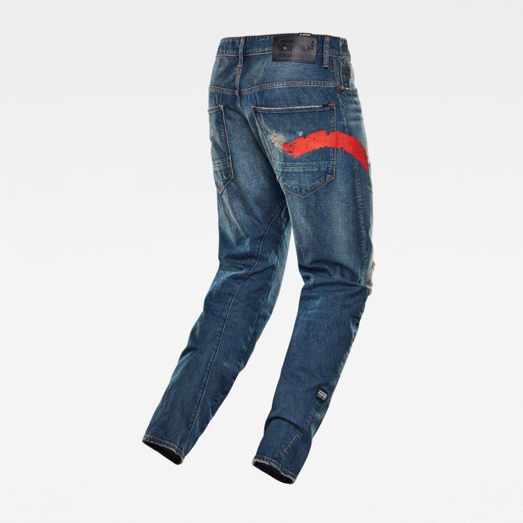 Ανδρικό παντελόνι G-Star E Arc 3D Relaxed Tapered Jeans Αυθεντικό