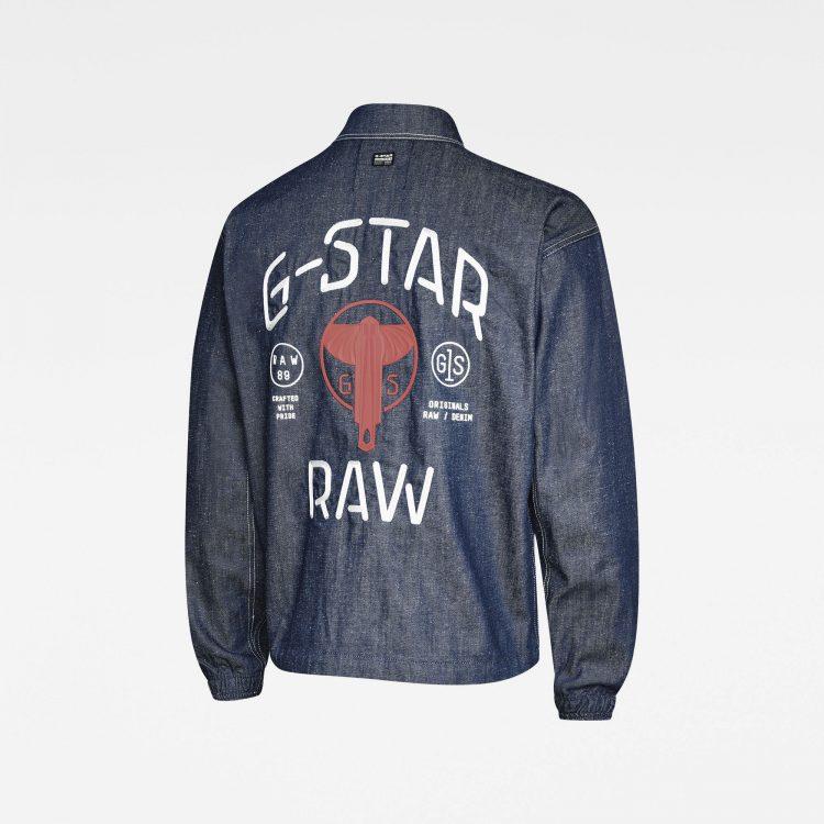 Ανδρικό G-Star E Coach Jacket | Αυθεντικό 5