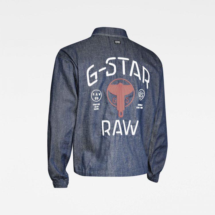 Ανδρικό G-Star E Coach Jacket | Αυθεντικό 4