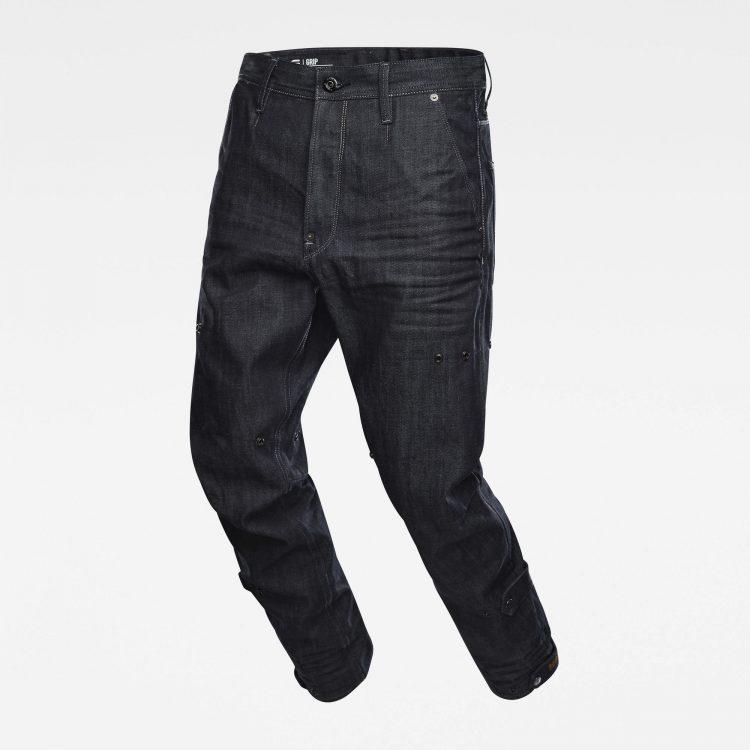 Ανδρικό παντελόνι G-Star E Grip 3D Relaxed Tapered Adjusters Jeans | Αυθεντικό 2