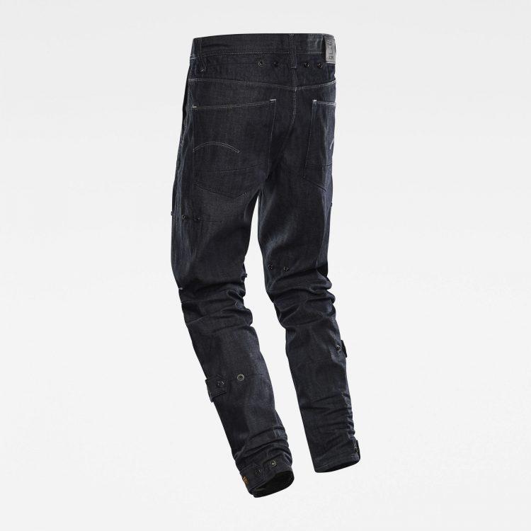 Ανδρικό παντελόνι G-Star E Grip 3D Relaxed Tapered Adjusters Jeans | Αυθεντικό 3