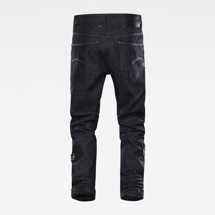 Ανδρικό παντελόνι G-Star E Grip 3D Relaxed Tapered Adjusters Jeans | Αυθεντικό 4