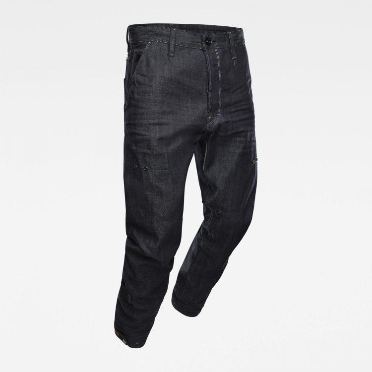 Ανδρικό παντελόνι G-Star E Grip 3D Relaxed Tapered Adjusters Jeans Αυθεντικό