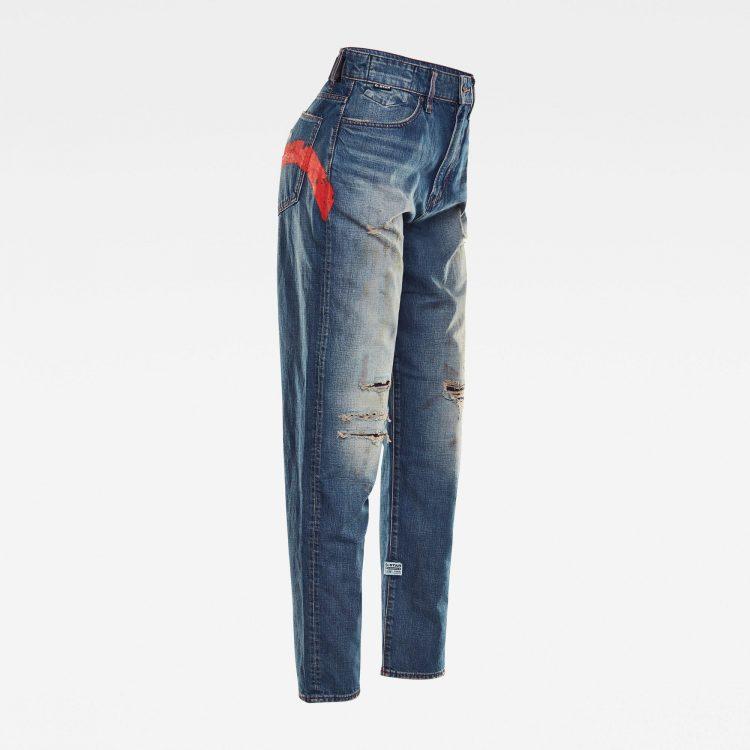 Ανδρικό παντελόνι G-Star E Janeh Ultra High Mom Ankle Jeans Αυθεντικό
