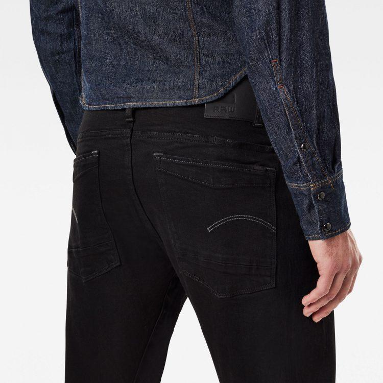 Ανδρικό παντελόνι G-Star E Scutar 3D Tapered Adjusters Jeans | Αυθεντικό 2