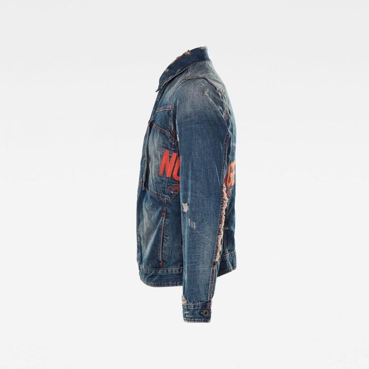 Ανδρικό παντελόνι G-Star E Scutar Slim Jacket Αυθεντικό