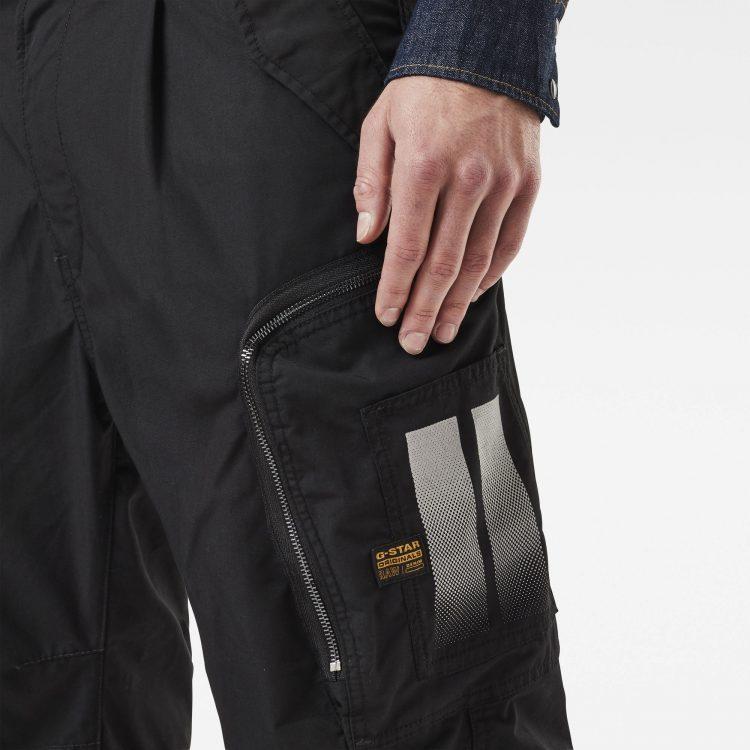 Ανδρικό παντελόνι G-Star Flight Cargo Relaxed Tapered Cuffed Pants | Αυθεντικό 3