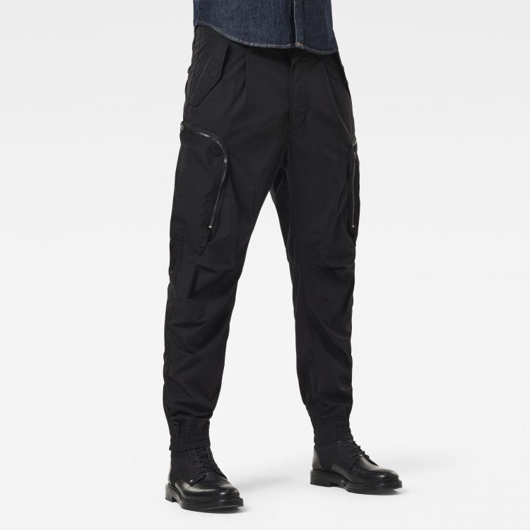 Ανδρικό παντελόνι G-Star Flight Cargo Relaxed Tapered Cuffed Pants Αυθεντικό